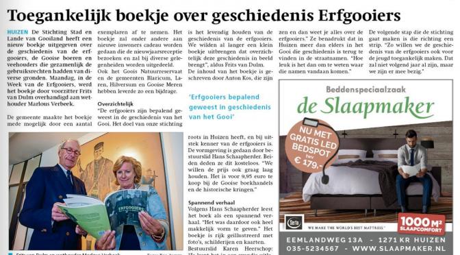 Nieuwsblad van Huizen