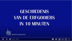 Geschiedenis van de erfgooiers in 10 minuten