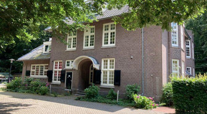 Bezoek aan het huis van Emil Luden
