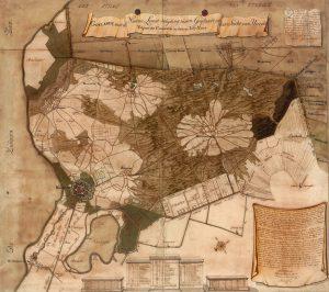 1700-1836 In kaart gebracht