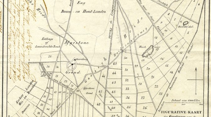 1836-1898 Verdeling